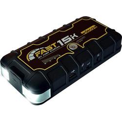 Επαναφορτιζόμενος Εκκινητής & Power Bank 12V Deca - 345FAST15K