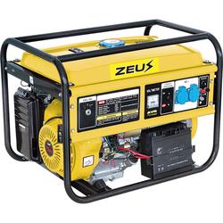 Γεννήτρια Βενζίνης 6.5KW Zeus - 345GS6515EV