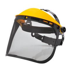 Μάσκα Προστασίας Προσώπου Με Καπέλο & Μεταλλική Σίτα Visco - 2213228
