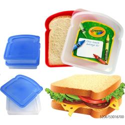 Δοχεία Φαγητού Για Τοστ Σετ 2 Τεμαχίων Viosarp - 5206753016700