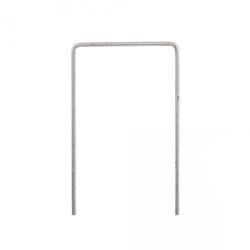 Καρφί Μεταλλικό Σε Σχήμα Π 7x15cm 20Τεμ Bradas - ATSMGU1715/20B