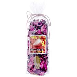 Ποτ Πουρί Φράουλα & Ροζ Λουλούδια 80gr - 28970899