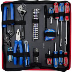 Κασετίνα Με 43 Εργαλεία Μηχανικού King Tony - 92543MR01