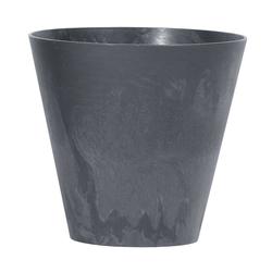 Κασπώ Πλαστικό Tubus Beton Effect Ανθρακί 25x23cm - 289266046