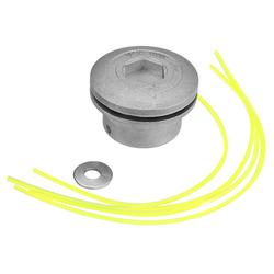 Κεφαλή Θαμνοκοπτικών Αλουμινίου Universal - 310-07-0002