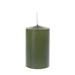 Κερί Κύλινδρος Πράσινο 7x12cm - 28933426