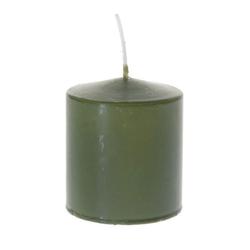 Κερί Κύλινδρος Πράσινο 7x8cm - 28933406