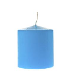 Κερί Κύλινδρος Σιέλ 7x8cm - 28933413