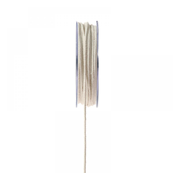 Κορδόνι Λευκό 3mm x 25m - 28953246