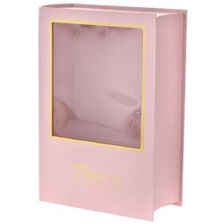 Χάρτινο Ροζ Κουτί Με Παράθυρο 29 x 19 x 9cm - 28969531