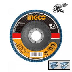 Δίσκος Λείανσης Φίμπερ Ζιρκονίου Ingco - FDZ1253