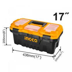 """Εργαλειοθήκη 17"""" Ingco - PBX1701"""