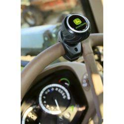 Εφαρμογή πάνω στο τιμόνι