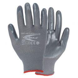 Γάντια εργασίας νιτριλίου Labour