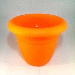 Γλάστρα 77 Πορτοκαλί
