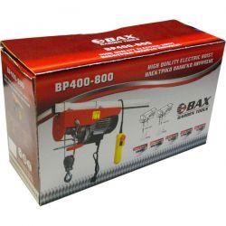 Bax Ηλεκτρικό Παλάγκο 200 / 400Kg - 12m