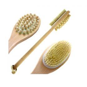 Βούρτσα Πλάτης Ξύλινη Bamboo