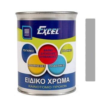 Ειδικό Χρώμα Για Δύσκολες Επιφάνειες Γκρί 0,75Lit