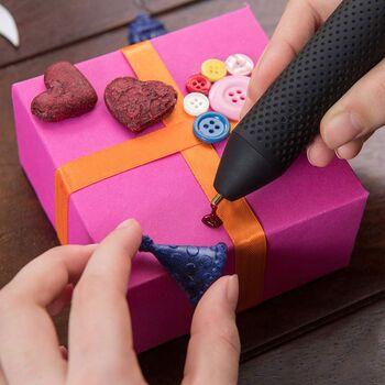 Θερμοκολλητικό Μπαταρίας Gluey Cupcake Pink Bosch