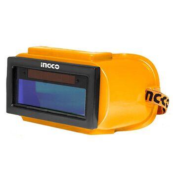 Ηλεκτρονική Μάσκα - Γυαλιά Ηλεκτροσυγκόλλησης Ingco