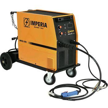 Ηλεκτροσυγκόλληση Inverter Σύρματος Imperia