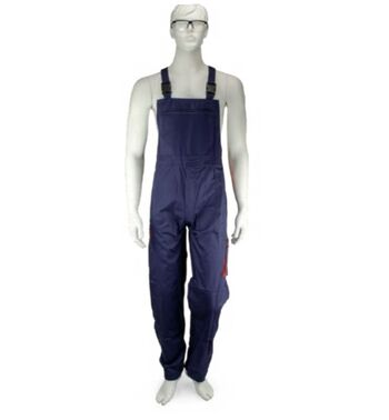 Φόρμα Εργασίας Μπλε - Πορτοκαλί 270g/m2 GLX31