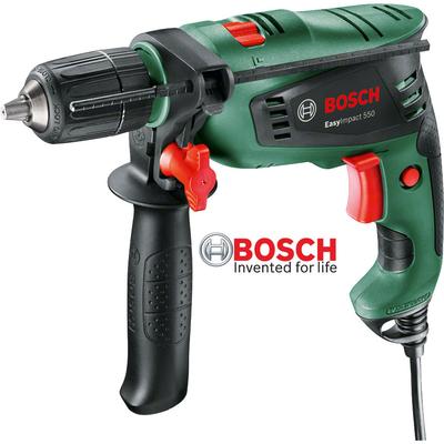 Κρουστικό Δράπανο 550W Bosch