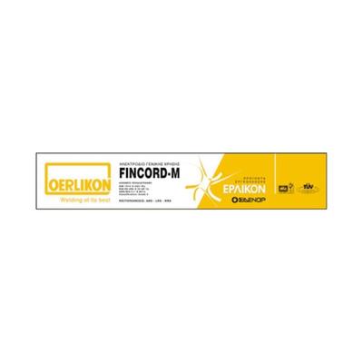 Ηλεκτρόδια Γενικής Χρήσης Ερλικον FINCORD-M Φ3.25X350mm 1kg