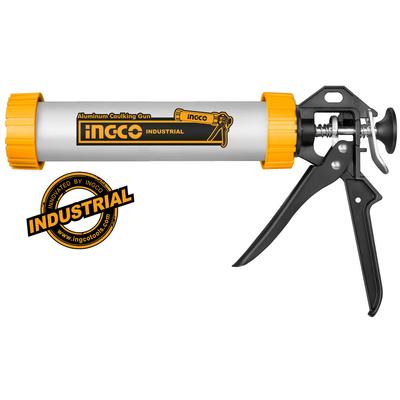 Πιστόλι Σιλικόνης Επαγγελματικό Ingco