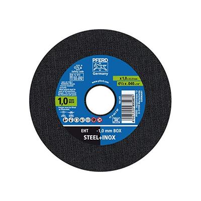 Δίσκος Κοπής Inox PS 125x1mm Pferd