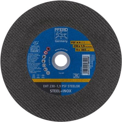Δίσκος Κοπής Inox PS 230x1,9mm Pferd