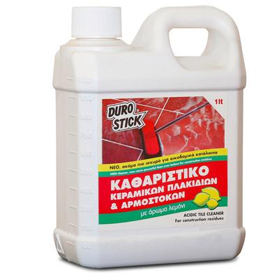 Καθαριστικό Πλακιδίων Όξινο 5lt DuroStick