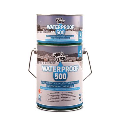 Στεγανωτικό ταρατσών 2 συστατικών με βάση την πολυουρία 20kg DuroStick