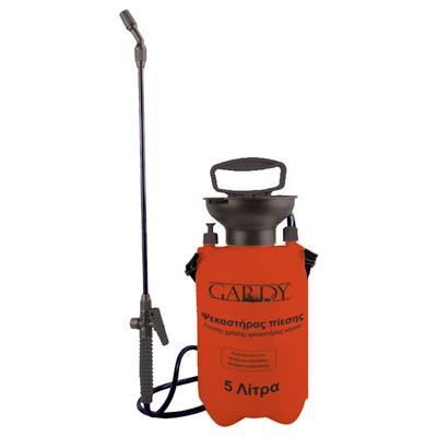 Ψεκαστήρας Προπίεσης Χειρός Gardy 5lt - 345GPS05